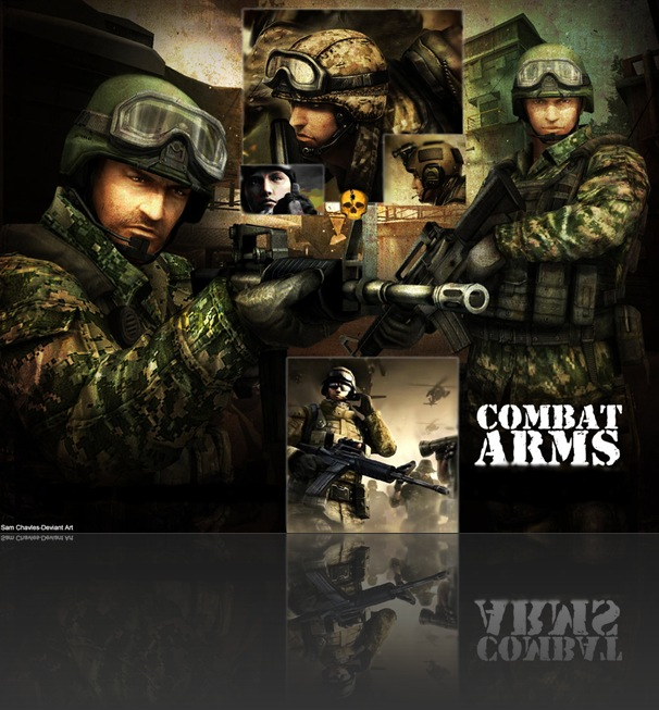 Combat_Arms_Collage_by_Sam_Chavles