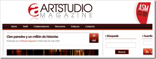 ARTstudio Magazine